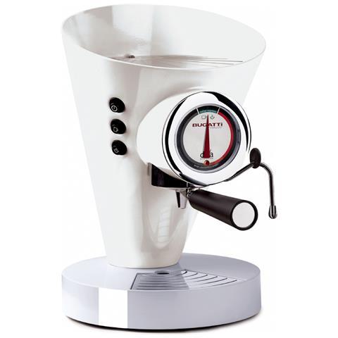 Macchina Caffè Espresso Manuale Diva Evolution Capacità Serbatoio 0,8 Litri Potenza 1700 Watt Colore Bianco