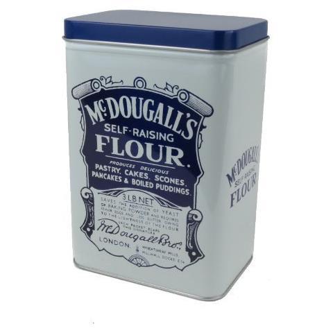 Household Brands - Mcdougall's Self Raising (scatola Metallica)