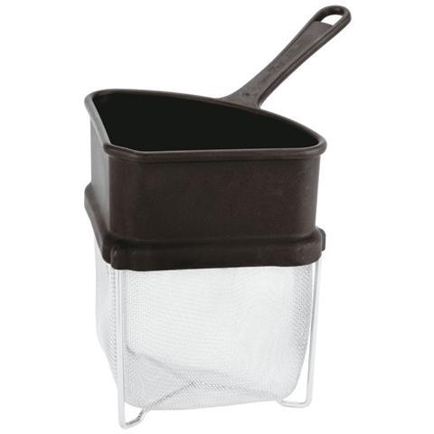 Colapasta A Spicchio 1/4 Rete Cm 40 Pa+ - Inox