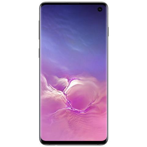 Samsung Galaxy S10 Nero 128Gb Dual Sim (Ricondizionato GOLD)