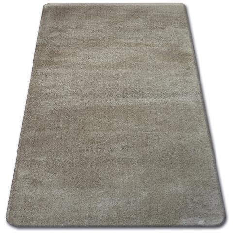 Image of Tappeto Shaggy Micro C. beige Toni Beige 80x150 Cm