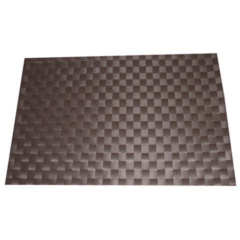 Tovaglietta Colazione Colore Marrone 45x30 cm