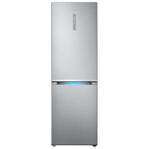 SAMSUNG Frigorifero Combinato RB38J7805SA Total No Frost Classe A++ Capacità Lorda / Netta 390/383 Litri Colore Silver