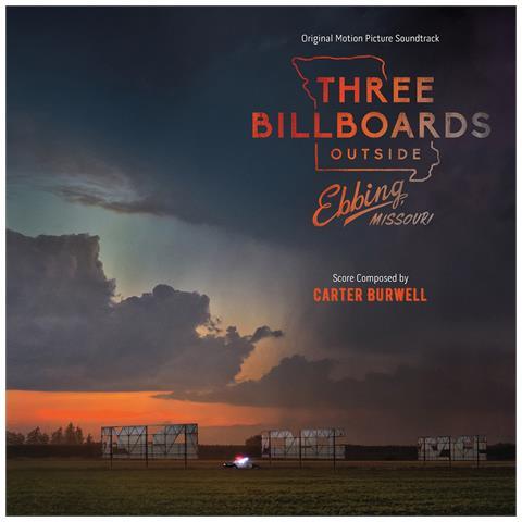 VARESE SARABANDE Carter Burwell - Three Billboards Soundtrack