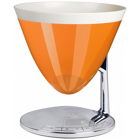 Bilancia Elettronica Da Cucina E Timer Uma 3 Kg Colore Arancione