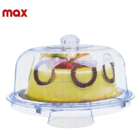 Alzatina Alzata Per Torte Vassoio Torte Multiuso Con Campana Diametro 30 Cm Max