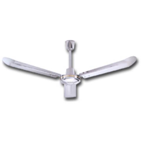 PERENZ 7030CL Ventilatore da Soffito 3 Pale Diametro 140 cm Colore Cromo