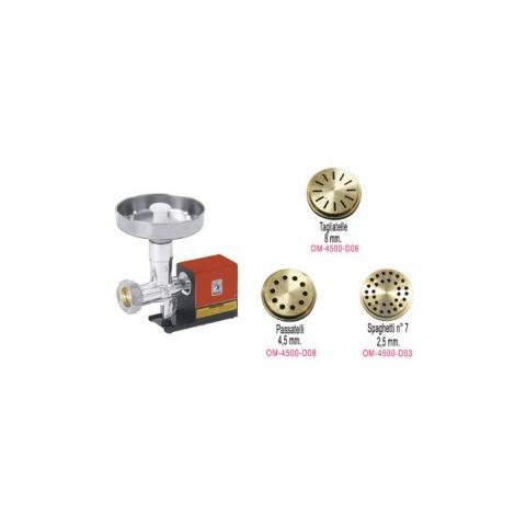 OM-4500 Torchio pasta elettrico TC5 Miniprofessional