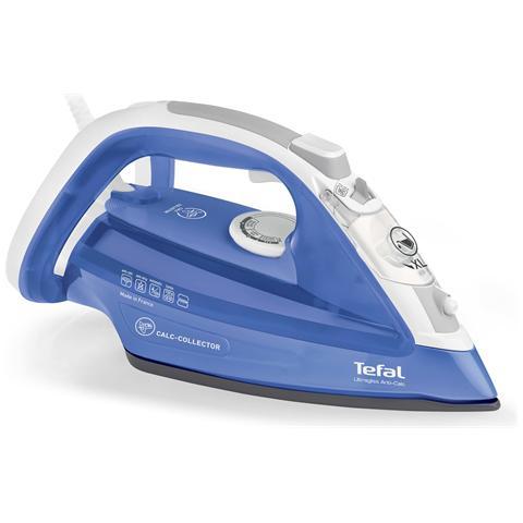TEFAL FV4944 Ferro da Stiro a Vapore Potenza 2500 Watt Colore Blu