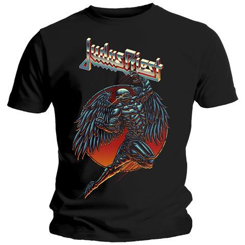 ROCK OFF Judas Priest - Btd Redeemer (T-Shirt Unisex Tg. L)