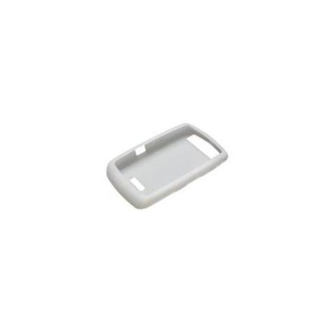BLACKBERRY Custodia in silicone 9500 - Bianco