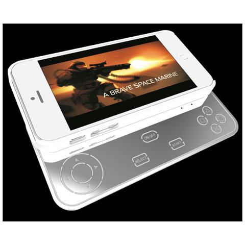 KENTRON KEGAMEPAD Gamepad e Astuccio per iPhone 5