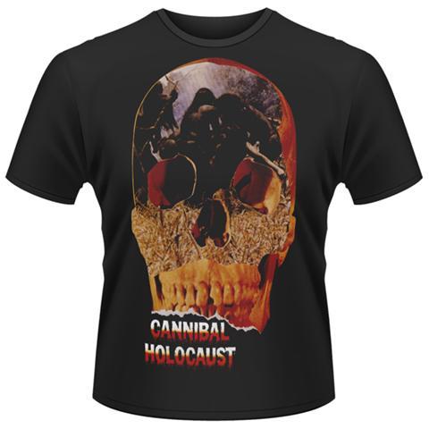 Plastic Head Cannibal Holocaust (T-Shirt Uomo M)