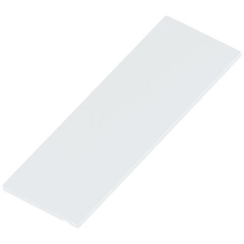 19940852 Ripiani in acciaio - 80 x 20 cm. - bianco - 2 pz.