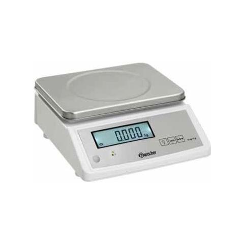 Bilancia Elettronica Laboratorio Gelateria 15 Kg Rs0201