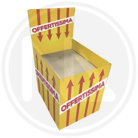 Espositore Pall Box Offertissima