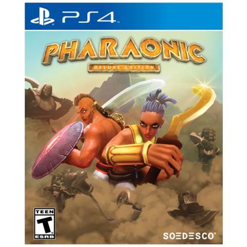 SOEDESCO PS4 - Pharaonic