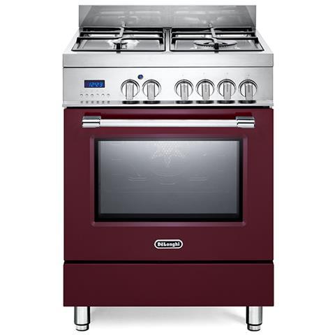 De longhi cucina elettrica pro 66 mr 4 fuochi a gas - Eprice cucine a gas ...