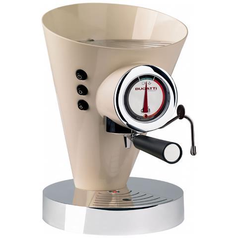 Macchina Caffè Espresso Manuale Diva Evolution Capacità Serbatoio 0.8 Litri Potenza 1700 Watt Colore Crema