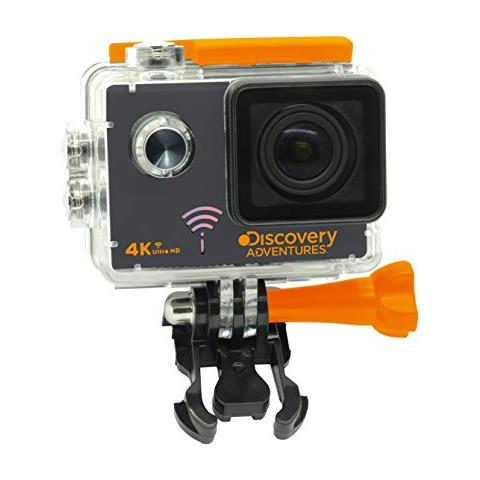 Image of Action Cam 4k Ultra Hd Wi-fi Pro 8785104