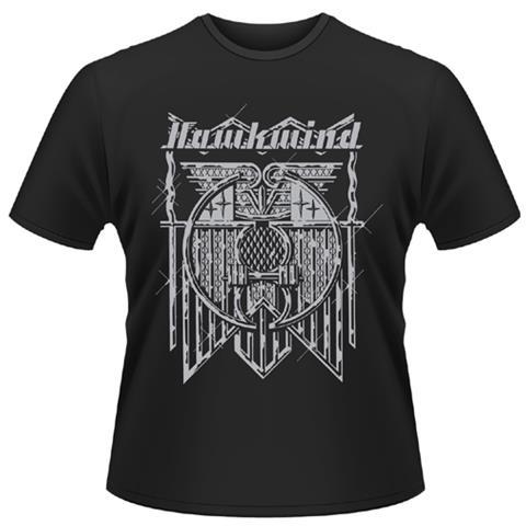PLASTIC HEAD Hawkwind - Doremi (T-Shirt Unisex Tg. L)