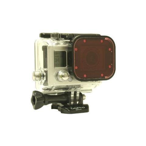 POLAR Glass Filter PGSLIM Magenta per filmare nell'acqua Verde per GoPro HERO3