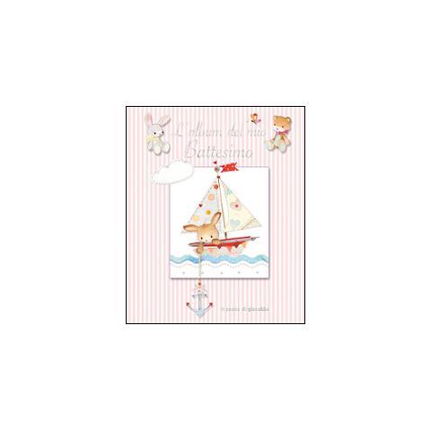 L'album del mio battesimo. Rosa