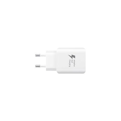 SAMSUNG Travel Charger Type C 25W bianco