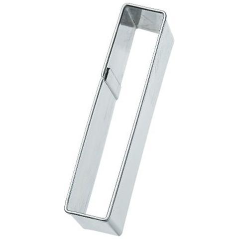 Tagliapasta Lettera I In Metallo 6 Cm