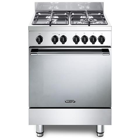 De longhi cucina elettrica gemma 66 m2 4 fuochi a gas forno elettrico multifunzione dimensione - Eprice cucine a gas ...
