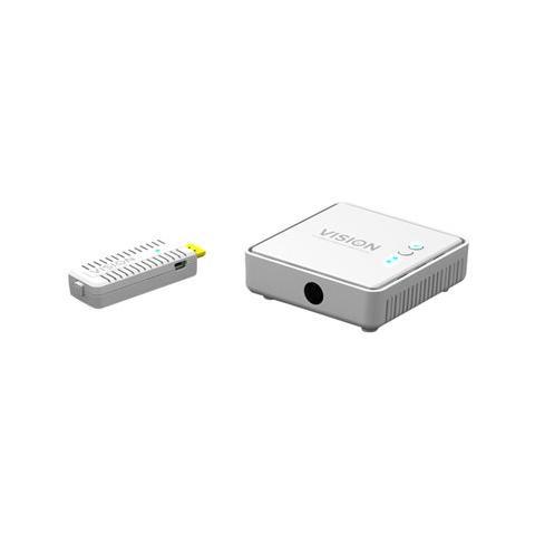 VISION TC2-HDMIW7 AV transmitter & receiver Bianco moltiplicatore AV