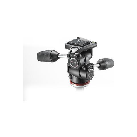 Testa a 3 Movimenti per Fotocamere Altezza Max 12 cm Nero MH804-3W