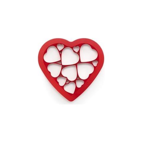 Forma Biscotti Puzzle-hearts
