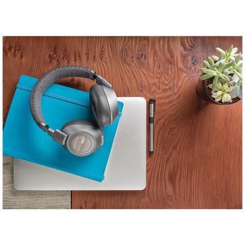 Image of BackBeat PRO 2 SE, Stereofonico, Bluetooth / 3.5mm, Padiglione auricolare, Grigio, Bluetooth, Circumaurale