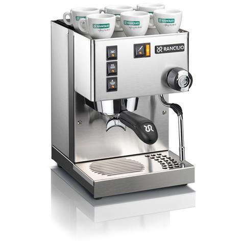 Silvia versione V3 Macchina Caffè Acciaio Inox