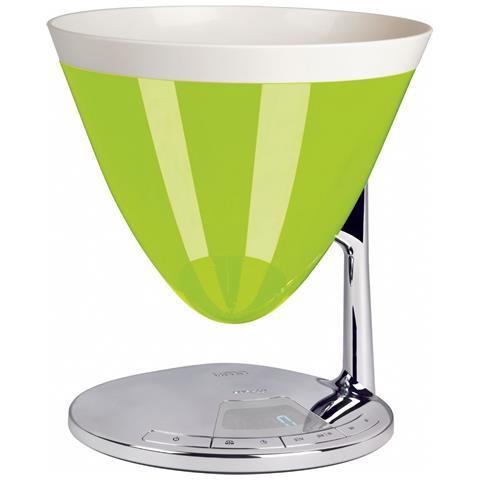 Bilancia Elettronica Da Cucina E Timer Uma 3 Kg Colore Verde Mela