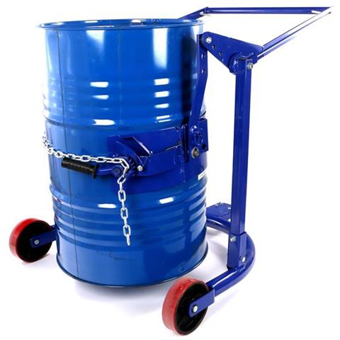 Sollevatore Di Fusti Caricatore Di Barili 300kg Hd32 Pinza Per Fusti Movimentazione Fusti