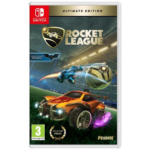 WARNER BROS SWITCH - Rocket League Ultimate Edition