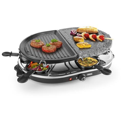 162710 Set Per Raclette Potenza 1200 Watt