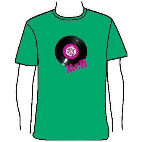 DYNIT Michiko & Hatchin - Street (T-Shirt Unisex Tg. L)