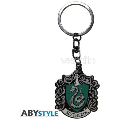 ABYSTYLE Portachiavi Harry Potter - Slytherin Gadget