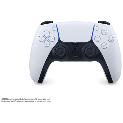 Controller DualSense Wireless per PlayStation 5 - Day One: 19/11/2020