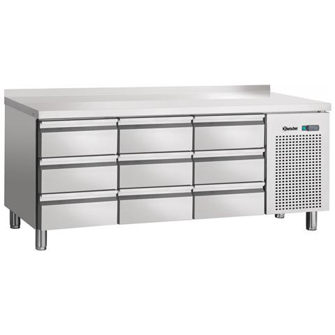 110808MA Bancone refrigerato ventilato 1792 x 700 x 850 mm