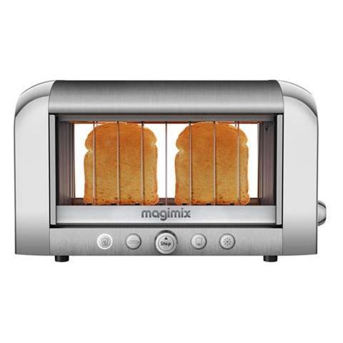 Tostapane le toaster vision cromo senza pinze