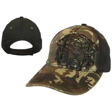 BIOWORLD Miami Ink - Tiger Face Adjustable (cappellino)