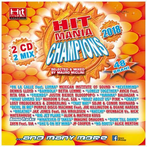 WALKMAN Hit Mania Champions 2018 (2 Cd)