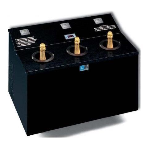Image of Abbattitore di temperatura per vino - Per 3 bottiglie