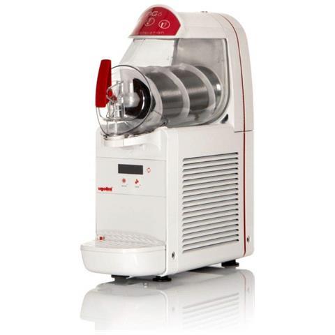 Macchina Per Granite Sorbetti Creme Fredde Ugolini Ng6/1 Elettronic - Contenitore Da 6 Litri - Dispenser Made In Italy