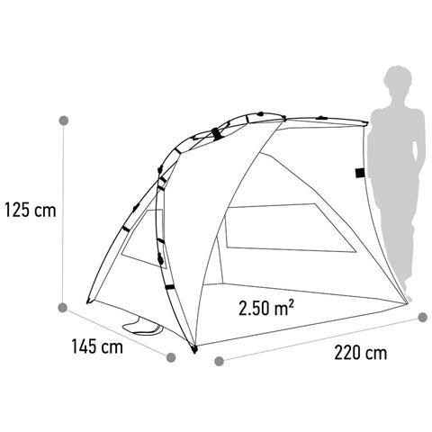 Tenda Parasole Reka Kohu Blue 231202