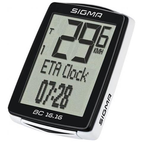 Sigma Bc 16.16 Sts Wireless Ciclocomputer
